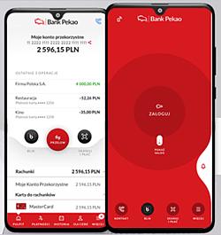 Aplikacja mobilna PeoPay