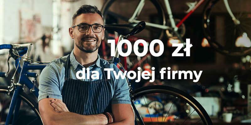 """Konto firmowe Pekao w promocji """"1000 zł premii dla firm"""" - III edycja"""