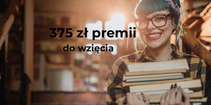 """Konto osobiste BNP - 375 zł premii w promocji """"Zakupowy szał"""""""
